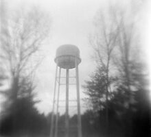 Ladd Water Tower #2 by Paul Lavallee