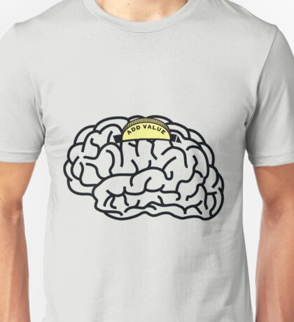 Think Series: Add Value Unisex T-Shirt