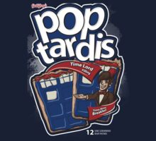 Pop Tardis by wearviral