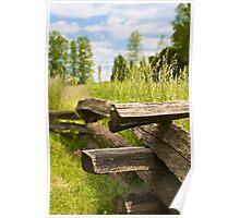 Mount Vernon Farm Poster
