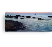 Mornings Arrival Canvas Print