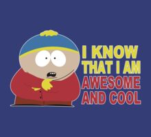 I know that i am awesome and cool funny geek nerd by superfeb