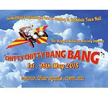 Chitty Chitty Bang Bang Photographic Print