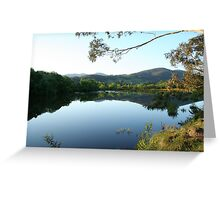 Shoalhaven Mirror Greeting Card