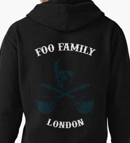 Foo Fam London Pullover Hoodie
