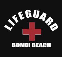 Bondi Beach Lifeguard Baby Tee