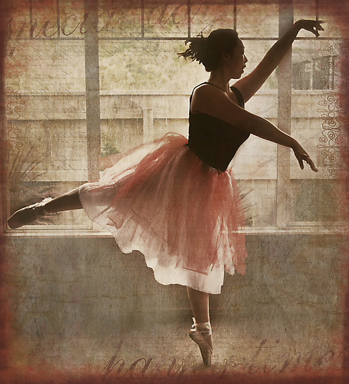 Dance is the hidden language of the soul. by Natalia Campbell