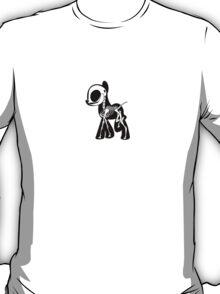 Little Pony Skeleton T-Shirt