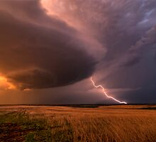 LP (Low Precipitation) SuperCell by Jeremy  Jones