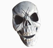 Skull Face by BenjiKing