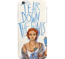 Tear Down the Wall iPhone Case/Skin