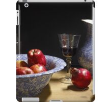 Masting a Still Life iPad Case/Skin