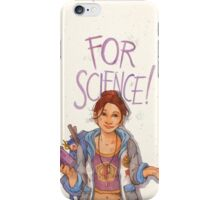 For Science! iPhone Case/Skin