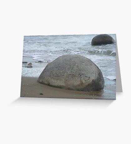 Rock Cork Greeting Card