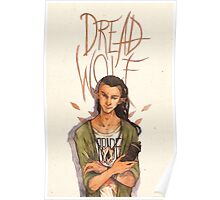 Dread Wolf Poster