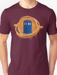 Tardis Turner T-Shirt