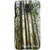 Misty Forest in Marysville, Victoria, Australia Samsung Galaxy Case/Skin