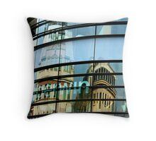 Reflections - London Throw Pillow