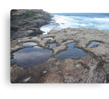 Calm after the Storm! Canvas Print