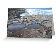 Calm after the Storm! Greeting Card
