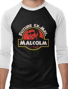 Future Ex-Mrs Malcolm Men's Baseball ¾ T-Shirt