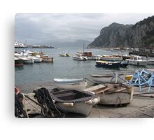 Capri, Italia Canvas Print