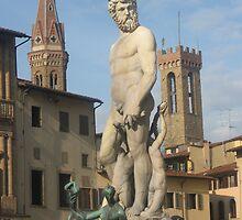 Piazza della Signora, Firenze by Kymbo
