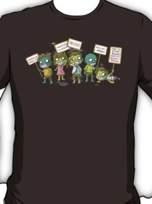 The Protesting Dead T-Shirt