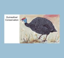 Guineafowl Conservation Kids Clothes