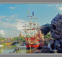 Pirate Ship by satwant
