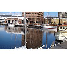 Constitution Dock Photographic Print