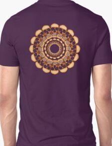 Rusty Skull mandala  Unisex T-Shirt
