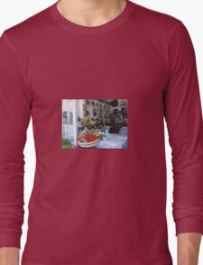 ITALIAN FARE Long Sleeve T-Shirt