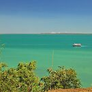 Port Darwin, Northern Territory, Australia by Adrian Paul