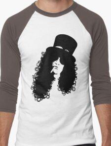 CoolPeeps-SLaSH Men's Baseball ¾ T-Shirt