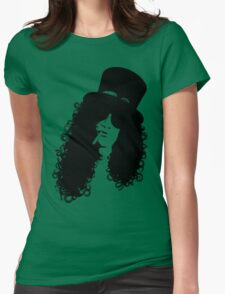 CoolPeeps-SLaSH Womens Fitted T-Shirt