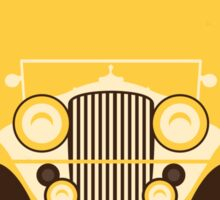 No206 My The Great Gatsby minimal movie poster Sticker