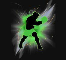 Super Smash Bros. Little Mac Silhouette Unisex T-Shirt