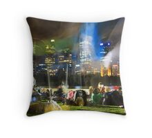 The Invisible Children, Sydney Throw Pillow