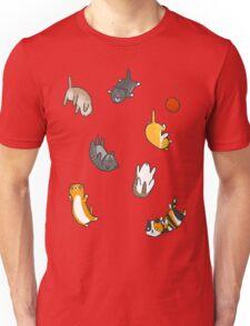 Kitten Rain Unisex T-Shirt