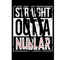 Straight Outta Nublar Photographic Print