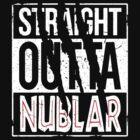 Straight Outta Nublar by Tabner
