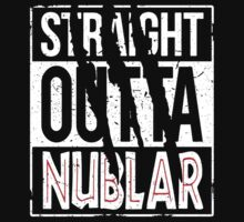 Straight Outta Nublar by Tabner