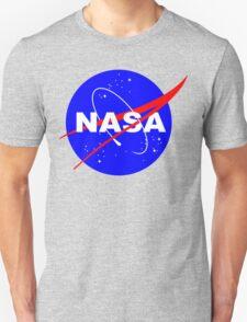 Nasa logo funny geek nerd T-Shirt