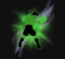 Super Smash Bros. Little Mac Wire Frame Silhouette Unisex T-Shirt