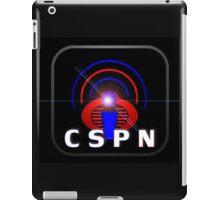 CSPN logo iPad Case/Skin