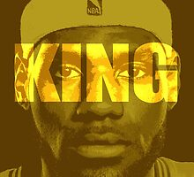 KING James by ches98
