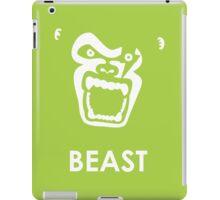Instinct - Jungle Gorilla Beast iPad Case/Skin