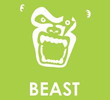 Instinct - Jungle Gorilla Beast by XOOXOO