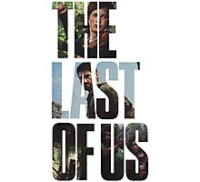 The Last of Us - Masked Photographic Print